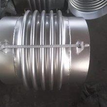 茂名DN500 PN4.0MPa耐高温不锈钢膨胀节,四波波纹补偿器