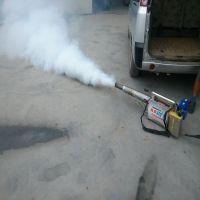 一键式启动弥雾机双管脉冲水冷烟雾机水雾机多少钱