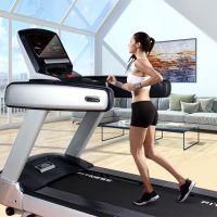 电动商用跑步机 外贸出口品质bftfitness品牌高端健身房专业跑步机 大马力