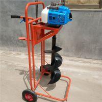 道路建设用钻眼机 多功能植树挖坑机 大棚立柱挖坑机