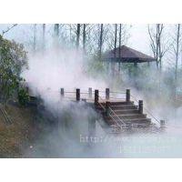 重庆造景造雾易森雾景专业承接各类人造雾工程水体工程