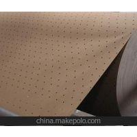 汽车座椅用纸牛皮打孔纸CAM自动裁床圆孔三角孔薄膜塑料纸