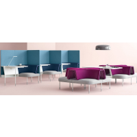 HERMAN MILLER家具美国进口现代办公桌沙发椅