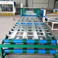 汉林机械低价出售全自动玻镁板设备 门芯板设备厂家 包教技术 上门服务