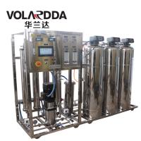 食品饮料加工厂纯水设备多少钱?华兰达RO纯水设备制水量大,价格合理