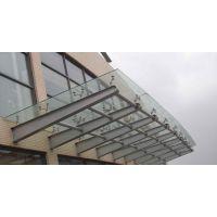雨棚玻璃厂家雨篷玻璃维修更换_鑫海幕墙