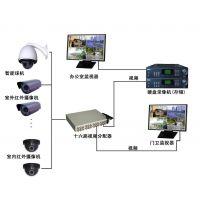 宁波企业厂房监控系统 红外报警系统 无线网络监控安装