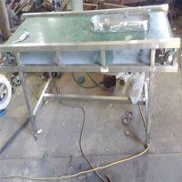 铝合金大架上料机 直销 食品专用输送机 兴运机械