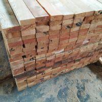 广东厂家直销松木方 四面见线率高 使用寿命长 房建桥梁用方木条
