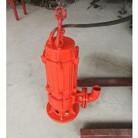 山东庆淼泵业QW系列潜水排污泵