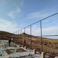 足球场围栏 羽毛球场围网 球场护栏网图片