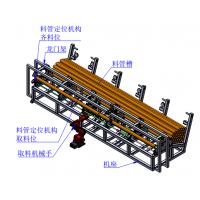 中山弯管机自动上料装置弯管机全自动上料槽