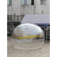 厂家定制大小尺寸大半球圆球装饰球有机玻璃球罩