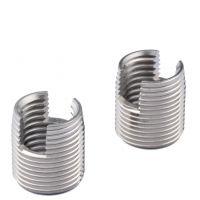 大圣供应 不锈钢内外牙螺母 302槽型自攻螺套 规格齐全欢迎采购