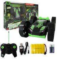 厂家直销儿童遥控赛车四驱漂移车充电儿童翻斗车遥控玩具