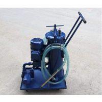 LUCB-100携带油桶式滤油机永科净化LUC100替代黎明滤油车