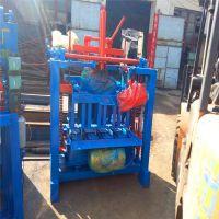 供应QT4-35免烧连锁砖设备 空心砌块砖机 水泥砖机 免烧砖头机械