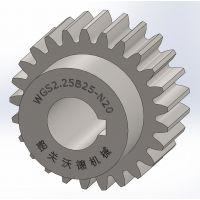供应标准直齿轮【 M2.25 】,B型,精密齿轮,正齿轮