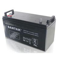 山特蓄电池12V100AH型号6-GFM-100报价 图片