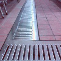 不锈钢污水池盖板 车库沟盖板 格栅板价格