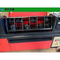 吉林大棚管钢管调直除锈一体机销售电话 邢台市润东机械制造供应