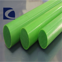 山东出售绿色含油PA棒 化工专用耐磨耐腐蚀改性尼龙棒