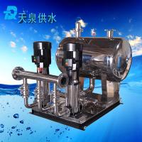天泉 变频加压供水设备 箱式无负压供水设备 厂家直销