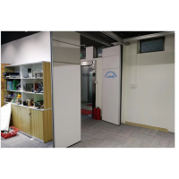 龙华办公室移动隔断装修 木质的屏风隔断供应