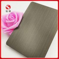 灰色喷砂304不锈钢板_拉丝紫铜不锈钢