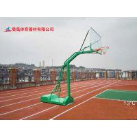 娄底镀锌管篮球架 医院篮球架 单位篮球架子批发