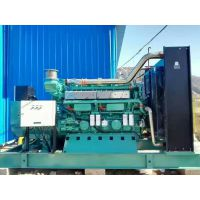 玉柴600kw沼气发电机组 大型污水处理厂用燃气发电机 节能环保