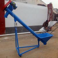 螺旋混泥土提升机防尘 自动化螺旋提升机
