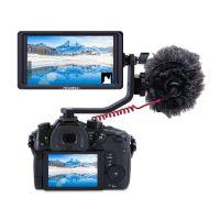 富威德F5 迷你5寸单反摄影摄像 4K监视器 手持稳定器 微单显示器