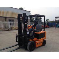 供应二手杭州J30系列电动叉车 3吨4.5米2016年车低价甩卖