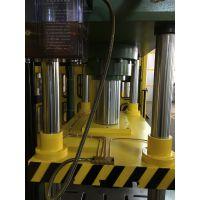 四柱油压冲边机,水口料切边机