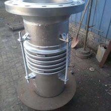供应燃气管道DN600 PN1.6架空式不锈钢波纹补偿器价格