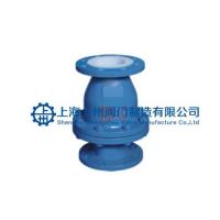 阀门厂家直供衬氟止回阀H44H/H44W旋启式止回阀标准 上海上州