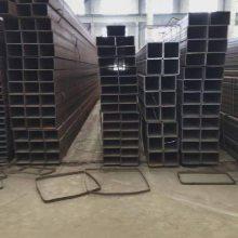 重庆方矩管生产厂家 大口径矩形镀锌方管100*200*8 q235材质