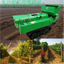 药材种植开沟机 多功管理机 各种果树施肥回填机