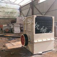 花岗岩砂石生产线箱式破碎机 煤矸石锤试破碎机 各种铸造件批发