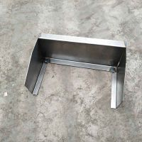 上海厂家定制钣金非标件定制下料CO2焊接成型加工