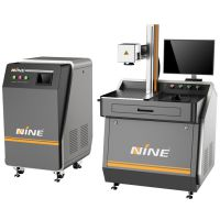 400w全自动高速振镜激光焊接机