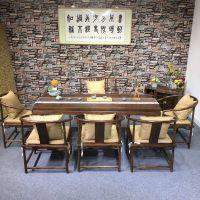 西安厂家直销新中式餐桌椅桌子椅子餐桌餐椅家具中餐厅桌椅