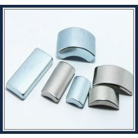 钕铁硼强力电机磁瓦 高性能磁铁 永久磁性材料