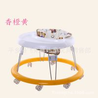 婴儿宝宝学步车多功能可折叠防侧翻助步车儿童学步车静音