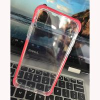 iphone X手机壳 苹果X双层透明防摔保护套双色亚克力厂家直销