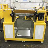 开放式4寸油加热炼胶机 6寸水冷式小型硅胶塑胶橡胶实验室开炼机 厂家直销