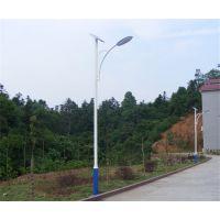湖南永州道县太阳能路灯系列厂家直销 永州道县太阳能路灯安装LED30W