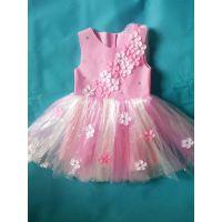 BRS新款儿童环保服DIY手工制作时装秀演出服幼儿园服装女亲子走秀