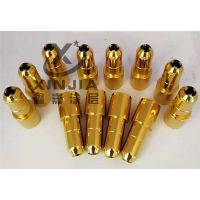 铜咀镀钛,热流道配件真空镀钛加工专业厂家